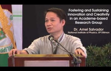 Fostering and Sustaining Innovation and Creativity in an Academe-Based Research Group