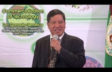 Commercialization of Technology