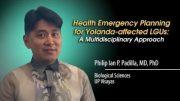 Health Emergency Planning for Yolanda-Affected LGUs: A Multidisciplinary Approach