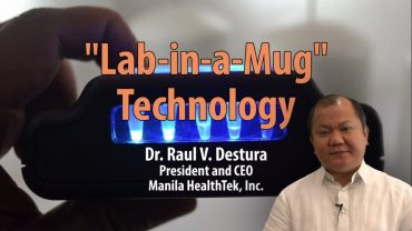 Lab-in-a-Mug Technology