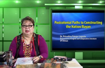 Postcolonial Paths to Constructing the Nation/Bayan
