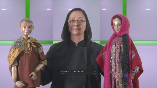 Learning with Puppets: Educating through Theater | Dr. Amihan Bonifacio Ramolete