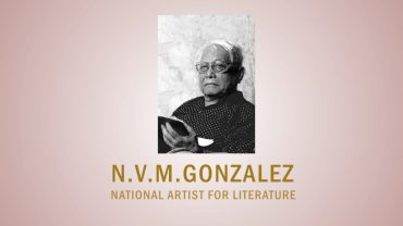 PAGPUPUGAY: A Tribute to National Artist NVM Gonzalez