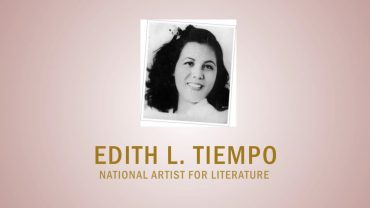 PAGPUPUGAY: A Tribute to National Artist Edith L. Tiempo