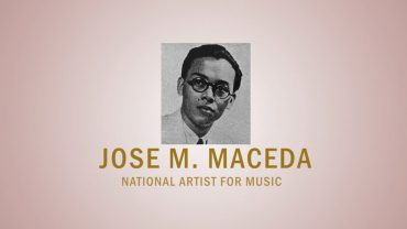 PAGPUPUGAY: A Tribute to National Artist Jose M. Maceda