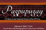PAGPUPUGAY – National Artist Cirilo Bautista (Part VII)