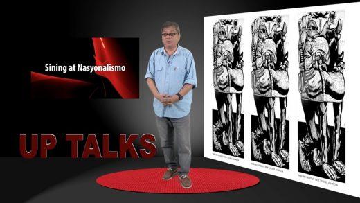 Sining at Nasyonalismo | Professor Leonilo Doloricon