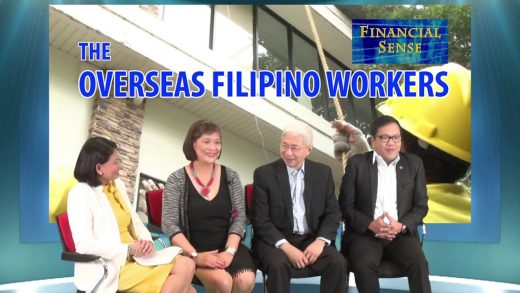FINANCIAL SENSE   Episode 01   The Overseas Filipino Workers