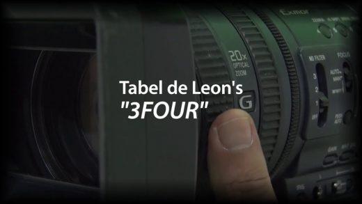MAIKLING PELIKULA   3FOUR   Tabel de Leon
