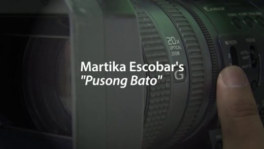 MAIKLING PELIKULA   Pusong Bato   Martika Ramirez Escobar