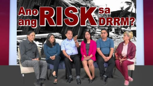 """RISK REDUCTION AND MANAGEMENT   Episode 01   Ano ang """"RISK"""" sa DRRM?"""