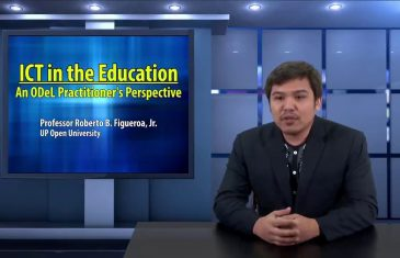 ICT in the Education: An ODeL Practitioner's Perspective