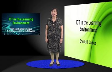 ICT in the Learning Environment