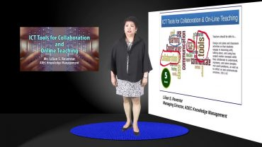ICT Tools for Collaboration and Online Teaching | Ms. Lilian Reventar