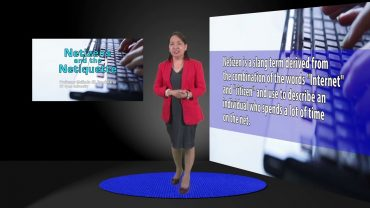 Netizens and the Netiquette | Dr. Melinda dP. Bandalaria