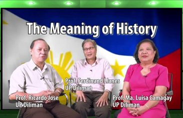 The Meaning of History