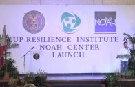 UP Resilience Institute and UP NOAH Center Launch