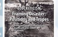 UP TALKS | Framing Disaster: Positions and Tropes | Dr. Flaudette May Datuin
