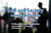 UP TALKS | Self and Society: Introducing Key Concepts | Prof. Josephine Dionisio