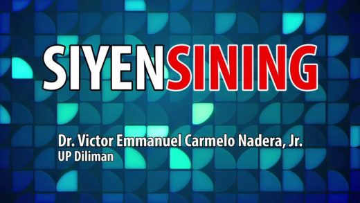 UP TALKS | SiyenSining