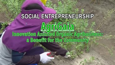 AgriGaia: Innovation-Assisted Organic Agribusiness