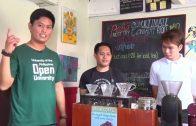 Café Antonio in Los Baños, Laguna