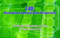 UP TALKS | C4D: Alternative Communication Perspectives