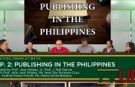 KULTURA, SINING AT IBA PA Episode 02: Publishing in the Philippines