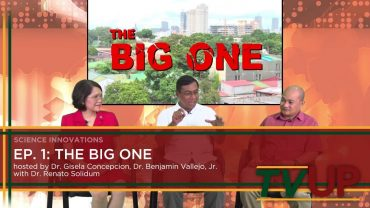 SCIENCE INNOVATIONS | Episode 01: The Big One