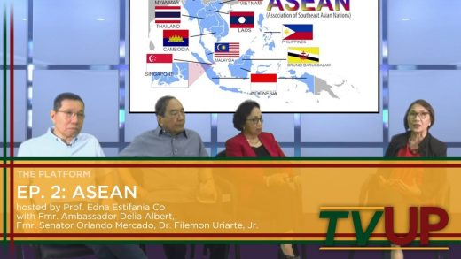 THE PLATFORM   Episode 02: Association of Southeast Asian Nations (ASEAN)