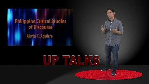 Philippine Critical Studies of Discourse | Dr. Alwin C. Aguirre