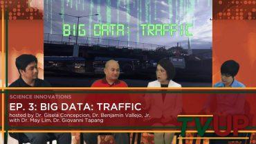 SCIENCE INNOVATIONS | Episode 03: Big Data: Traffic