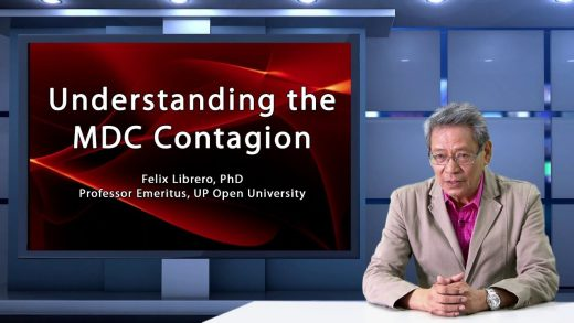 Understanding the MDC Contagion | Dr. Felix Librero
