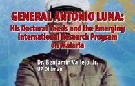 UP TALKS | Gen. Antonio Luna: The International Research Program on Malaria