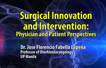 UP TALKS | Surgical Innovation and Intervention: Physician and Patient Perspectives