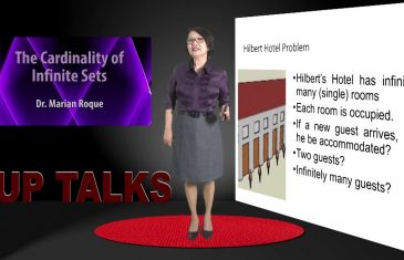 The Cardinality of Infinite Sets | Dr. Marian Roque