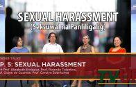 GENDER TALKS   Episode 05: Sexual Harassment