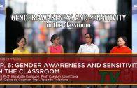 GENDER TALKS Episode 06: Gender Awareness and Sensitivity in the Classroom