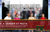 GENDER TALKS | Episode 04: Gender at Midya (Gender and Media)
