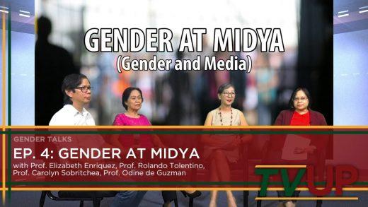 GENDER TALKS | Gender at Midya (Gender and Media)