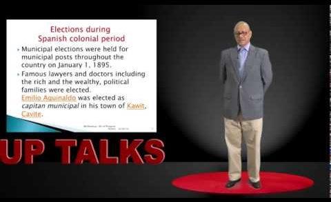 UP TALKS | The W's of Philippine Politics