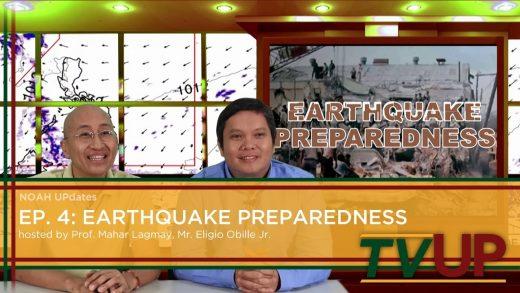 NOAH UPdates | Episode 04: Earthquake Preparedness