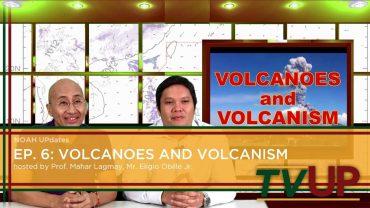 NOAH UPdates | Episode 06: Volcanoes and Volcanism