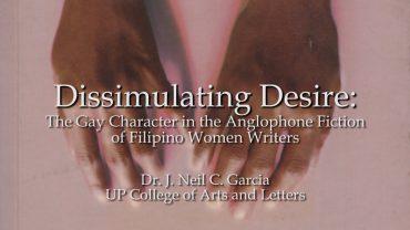 UP TALKS | Dissimulating Desire | Dr. J. Neil C. Garcia