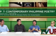 KULTURA, SINING AT IBA PA | Episode 07: Contemporary Philippine Poetry