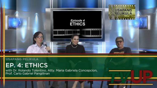 USAPANG PELIKULA | Episode 04: Ethics