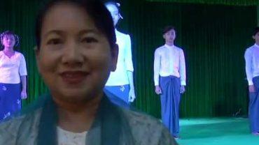 TVUP   Asean Arts and Culture   Myanmar Dance