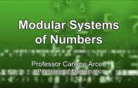 UP TALKS | Modular Systems of Numbers | Dr. Carlene Arceo