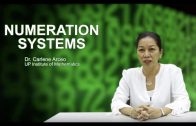 UP TALKS | Numeration Systems | Dr. Carlene Arceo