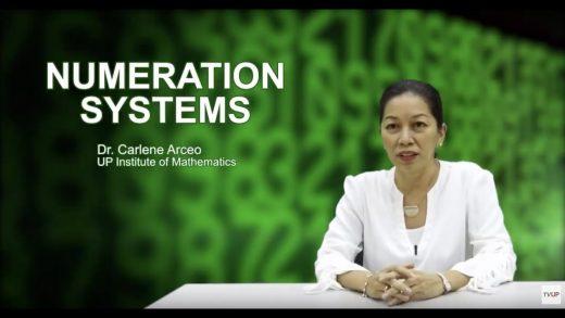 UP TALKS | Numeration Systems | Dr. Carlene Arceo